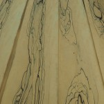 White Ebony Furnier