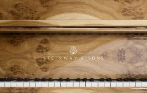 Steinway Flügel Roseneiche