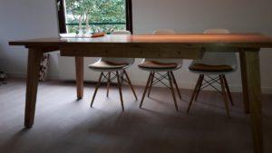 Altholz Balken Tisch