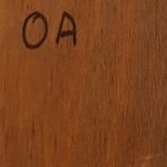 OA - Furnier im Eichenlook